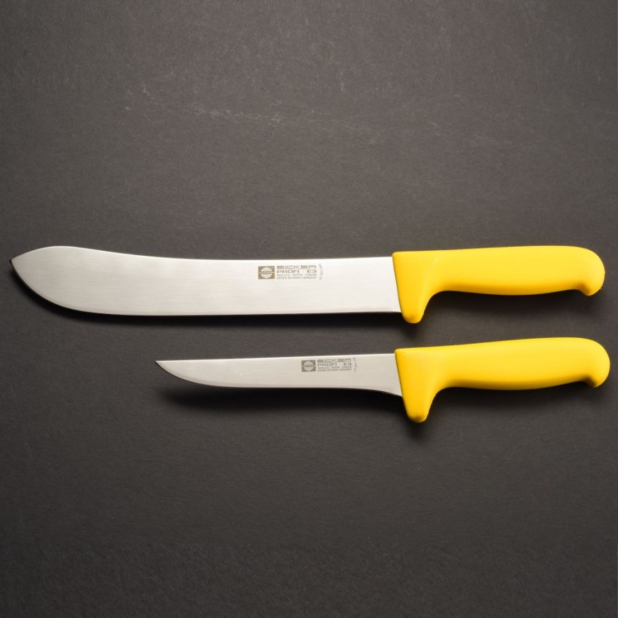 Eicker Safety Handle Knives