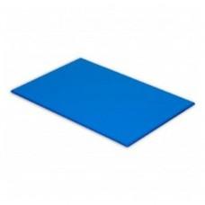 Cutting Board High-Density Polyethylene Blue 450mm x 300mm x 25mm