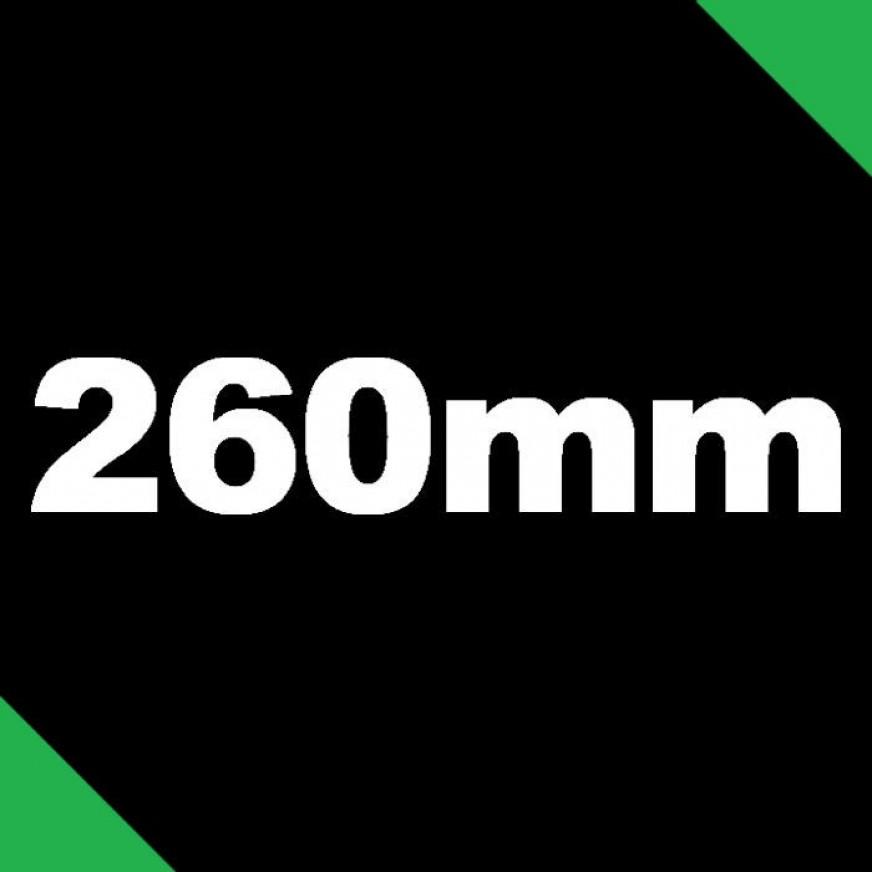 Brooms, 260mm