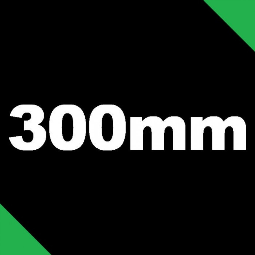 Brooms, 300mm