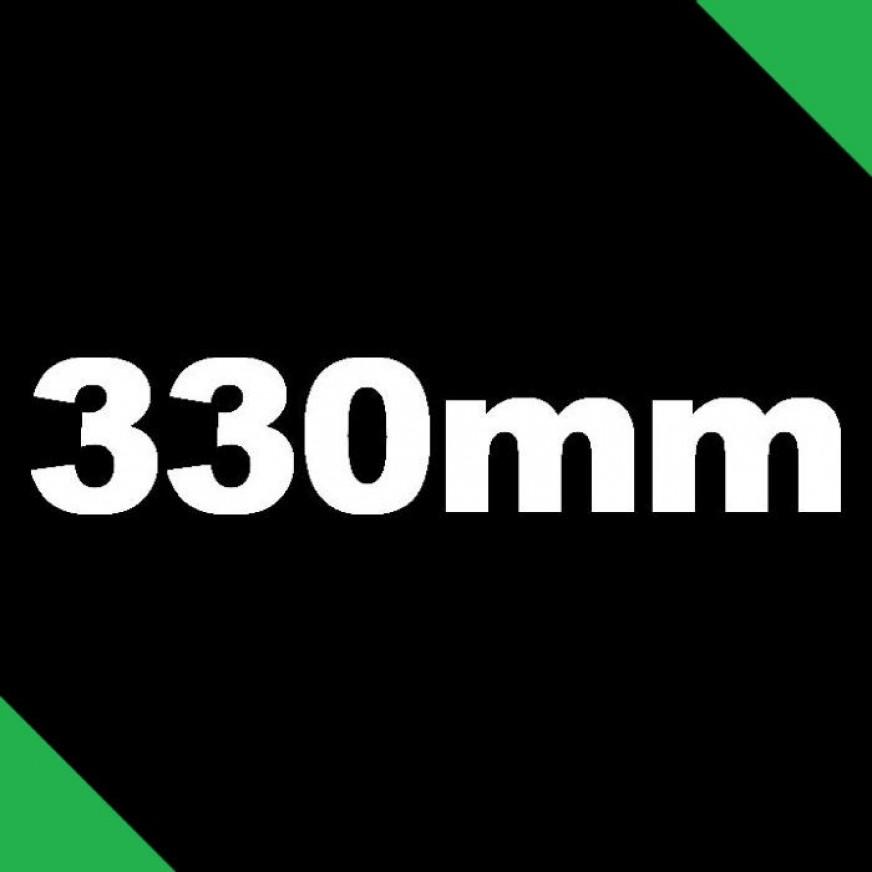 Brooms, 330mm