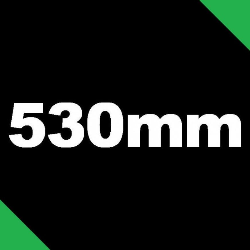 Brooms, 530mm