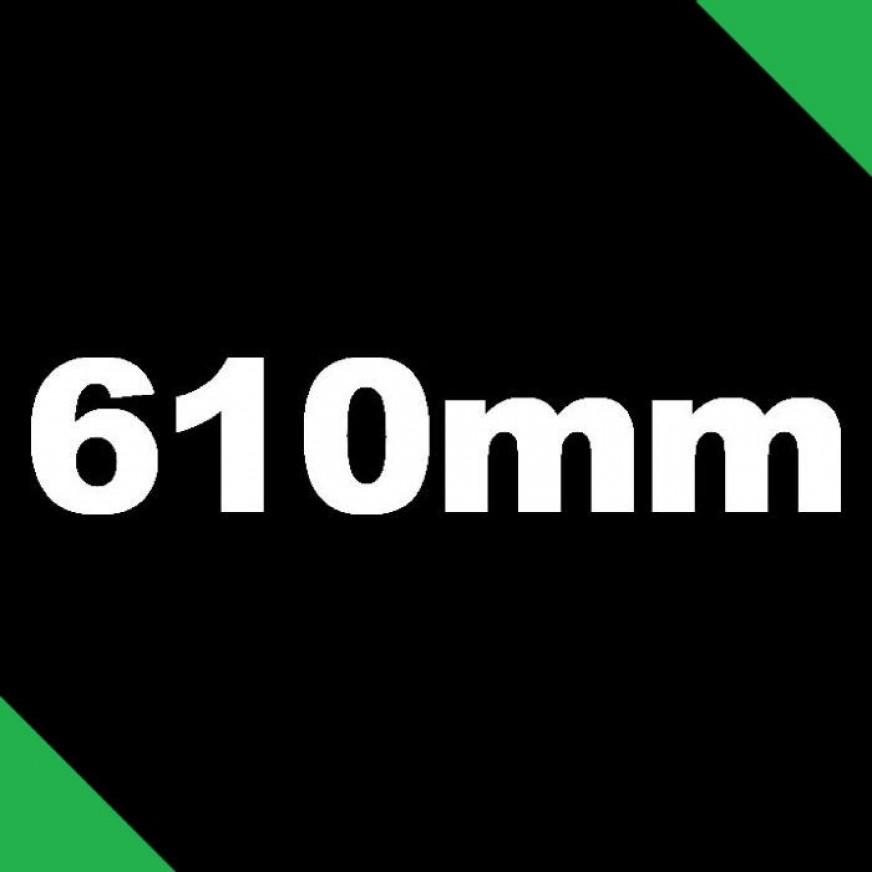 Brooms, 610mm