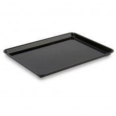 380mm Wide Tray (280mm x 380mm x 20mm), Black
