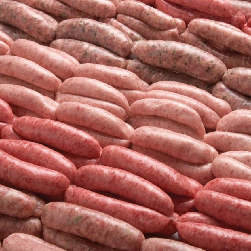 Sausage Ingredients and Casings