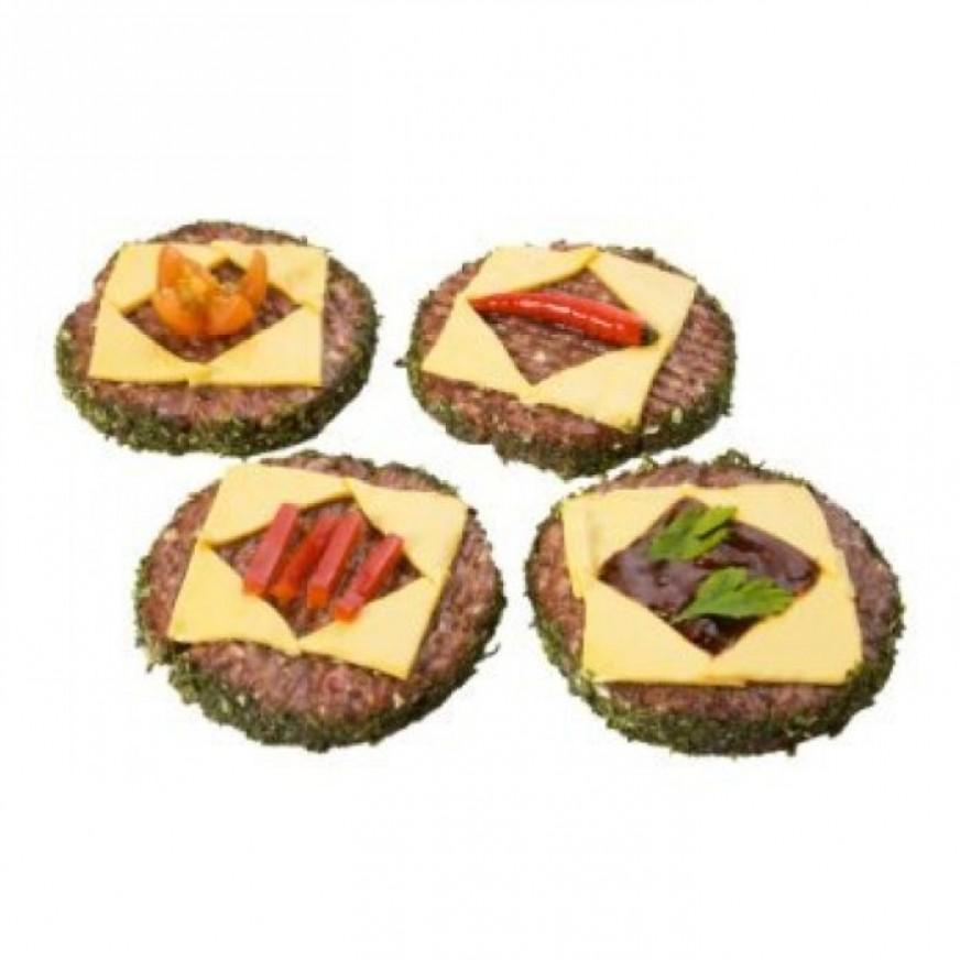 Speciality Burger Mixes