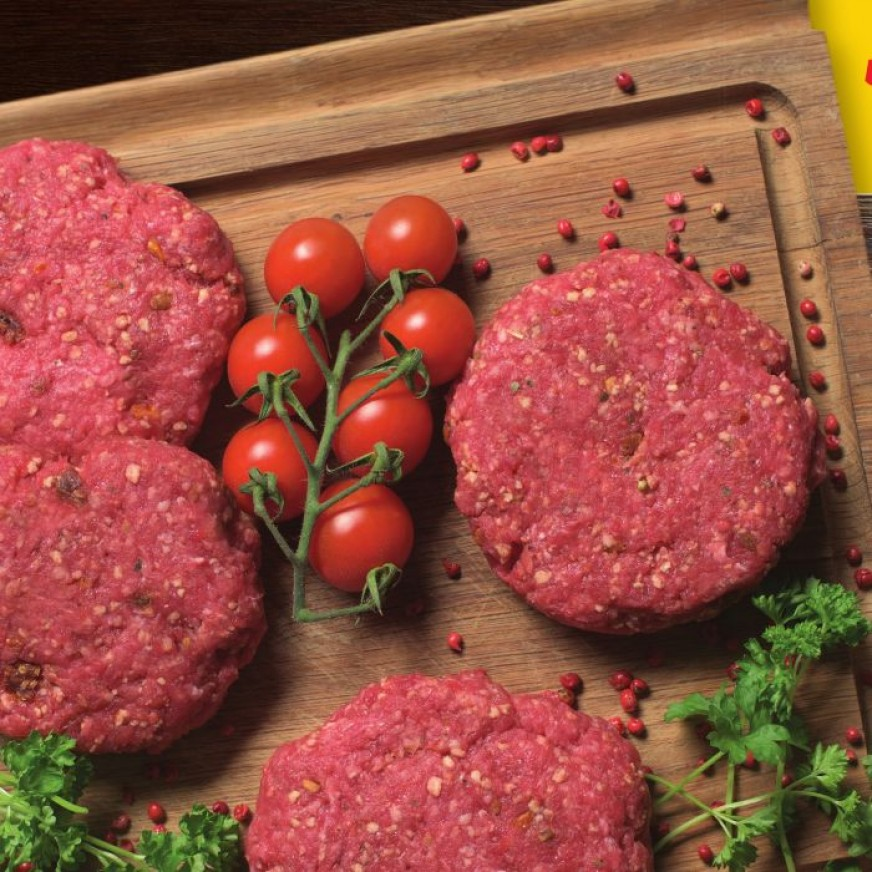Burger Making
