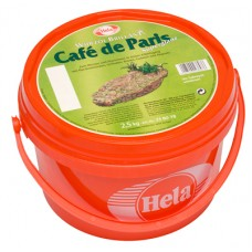 Cafe De Paris Marinoil 2.5kg Tub