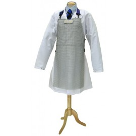Apron Chainmail Stainless Steel 75cm x 45cm