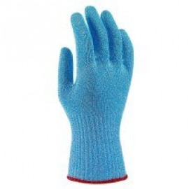 Cut Resistant Glove Blue Large