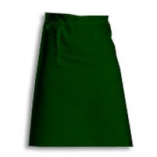 apron Bottle Green Waist 90cm x 70cm