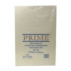 "Poly Bag Boxed 10"" x 15"" 100g - Per 1000"