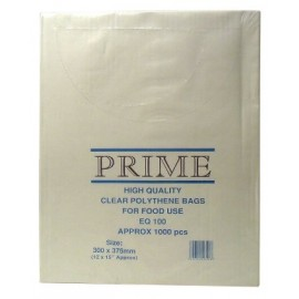 "Poly Bag Boxed 12"" x 15"" 100g - Per 1000"