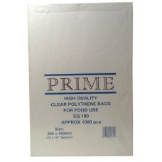 "Poly Bag Boxed 12"" x 18"" 100g - Per 1000"