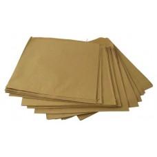 "Bag Brown Paper - 325mm x 350mm - 500 ""Strung"""