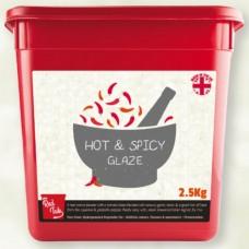 MRC Flavaglaze Hot & Spicy Glaze 2.5Kg