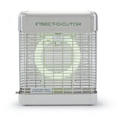 Insect-O-Cutor SE23 Select 22W Coverage 80 Sq Meters Stainless Steel Each
