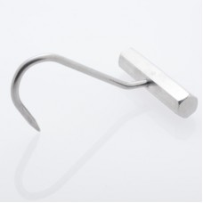 Hand Hook Stainless Steel with Aluminium Handle Each