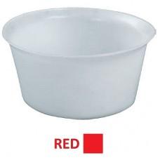 Bowl Heavy Duty Red 45Ltr 230mm x 480mm
