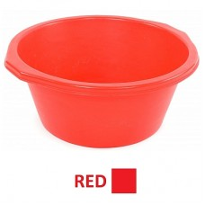 Bowl Heavy Duty Red 60Ltr 265mm x 640mm