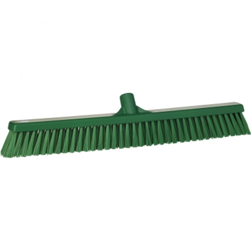 Vikan Wet & Dry Sweeping Broom, 610mm