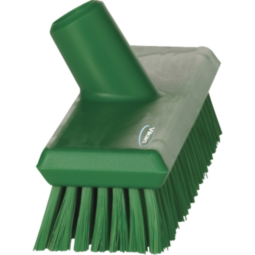 Vikan Waterfed Very Hard Deck Scrubbing Brush, 270mm
