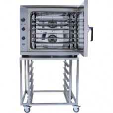 Auto Fan Oven 6 Rack 1_1 Sized Three Phase