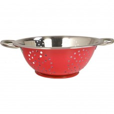 "'Colours' Colander Red 24cm(~9½"")"