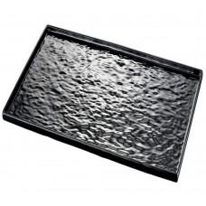 1/1 Melamine Presentation Platter Black
