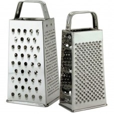 """Grater  4-Way Stainless Steel 20cm(~8"""")"""