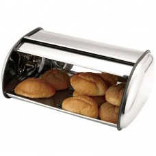 Bread Bin Stainless Steel