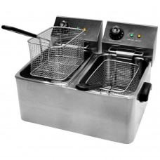 Fryer Double 2 x 4Ltr