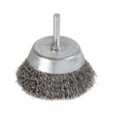 MOUNTED CUP BRUSH D50