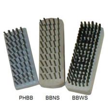 Block Brush Plactic without Slide 18x7cm