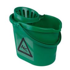 12L Mop Bucket Green