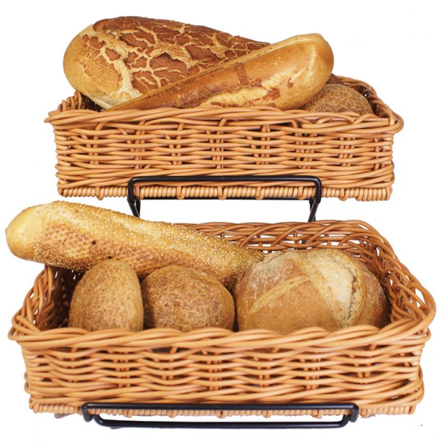 Poly-Rattan Baskets