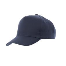 Baseball Cap Cotton Navy