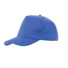 Baseball Cap Cotton Royal Blue