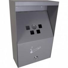 Cigarette Bin Wall  (Keys Inside)