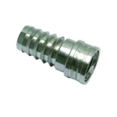 BRASS QUICK ACTING COUPLER D12