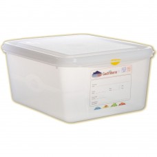 Pro Colour Coded Container 1/2 10Ltr