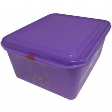 Pro Colour Coded Container 1/2 / 10Ltr - Purple