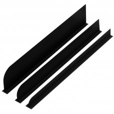 Divider Black 750 x 150mm