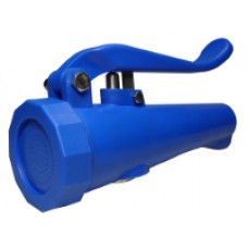 NARROW PLAST. WASH NOZZLE BLUE D19