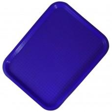 "Tray Fast Food Blue 12""x16"""