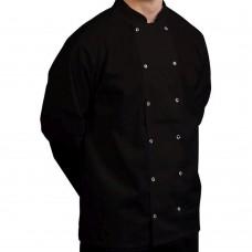 Jacket Danny Full Black Medium