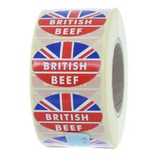 British Beef Label