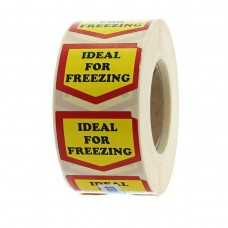 Ideal for Freezing Long Flash Label