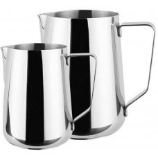Latte Jug Stainless Steel 1000ml