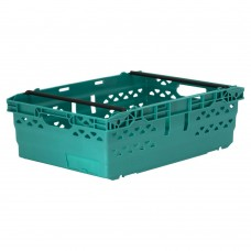 38 Litre Bale Arm Ventilated Container, Assorted Colours